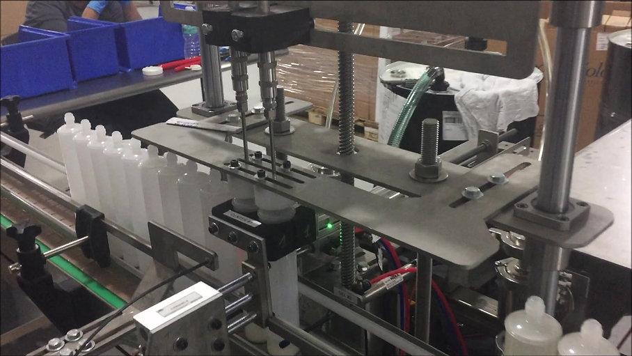 Automatic Filling Avan-Tec  F200 - VIDEO