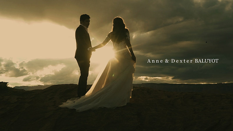 anne & dexter ELOPEMENT