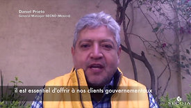 Daniel Prieto, CEO SECNO