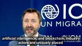 Donato Colucci, Senior Regional Immigration and Border Management Specialist IOM