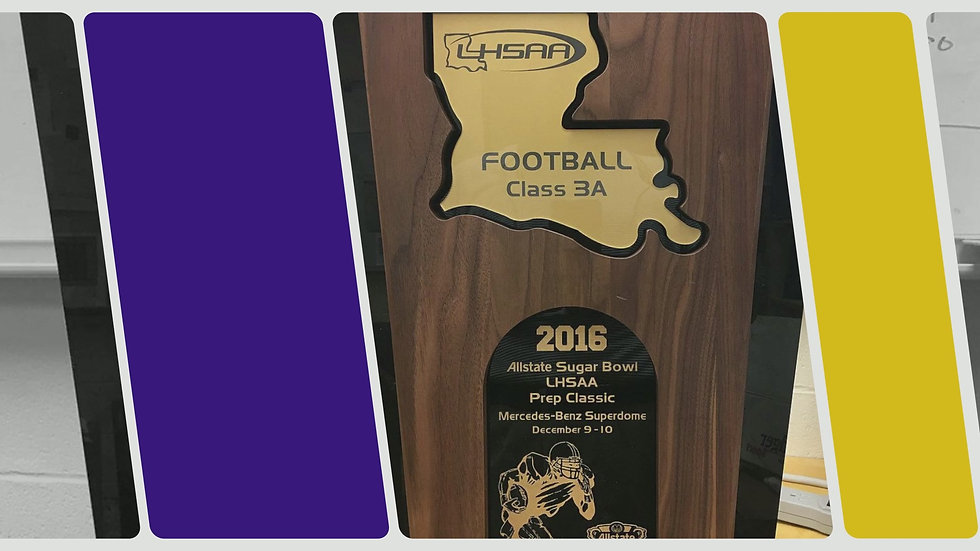 Lutcher Football