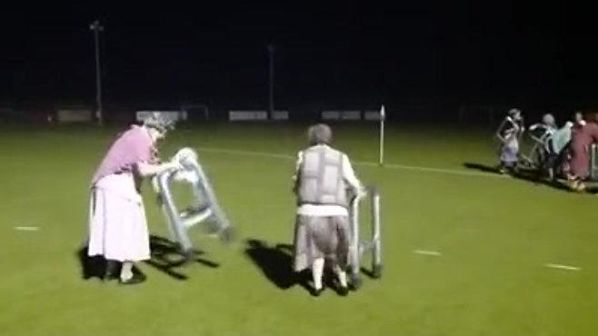 Violent Grannies