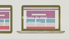 Conception et réalisation de tout type de sites internet