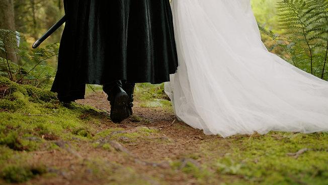 Asher & Danii: The AVenue Wedding Film in Hartlepool, UK