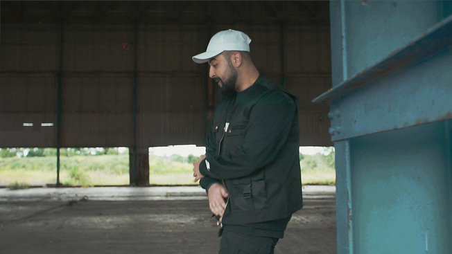 Shakk - Toxic Rick (Official Music Video)