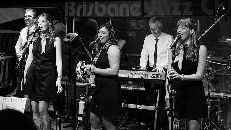 LIVE at the Brisbane Jazz Club