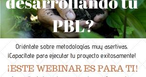 Webinar de PBL