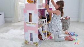 8-Savannah Dollhouse