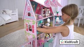 13-Abbey Manor Dollhouse