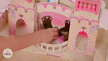 14- Princess Castle Dollhouse