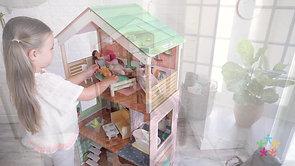 9-Dottie Dollhouse – KidKraft