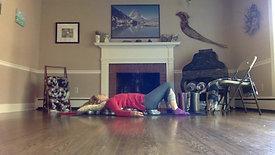 Restorative Yoga to Release Stress