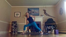 20 Minute Full Body Yoga