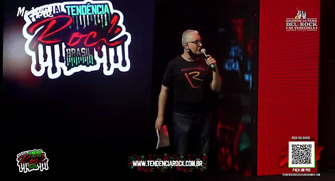 Banda Mr. Who     Festival Tendência Rock Brasil    Live de Lançamento
