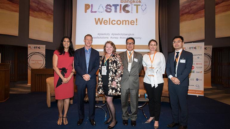 Plasticity Bangkok 2019 - Panel #1