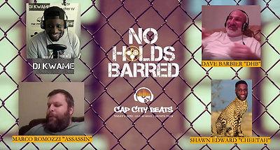 No Holds Barred Sports Talk - Live