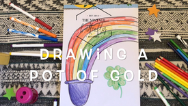 Drawing a Pot of Gold: Ages 4-7
