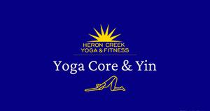 Yoga Core & Yin with Jackee
