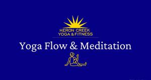 Yoga Flow & Meditation with Dawn