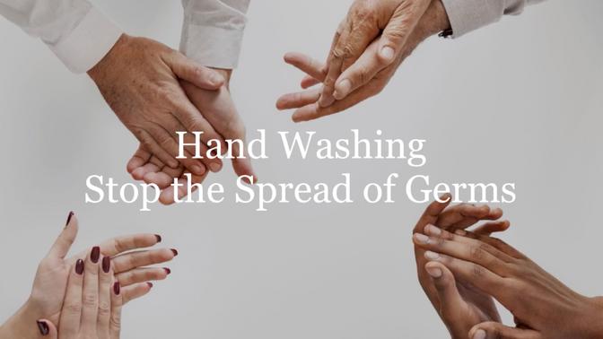 Social Media / Hand Washing Campaign