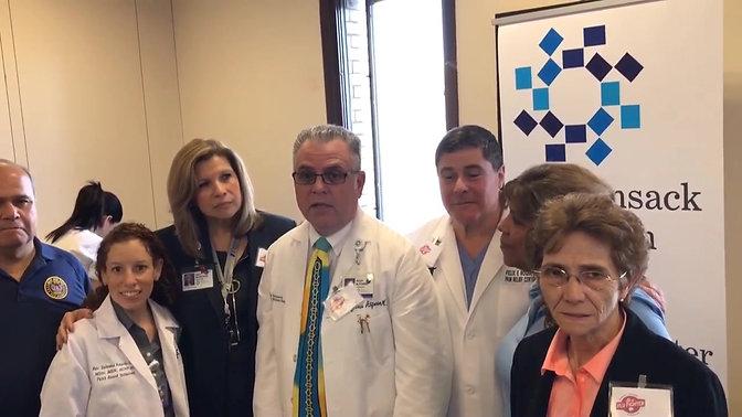 Social Media / West New York Flu Shot Outreach