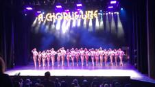 The final curtain call for A Chorus Line