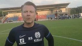 Rico Schmitt über Union Meppen - SVM