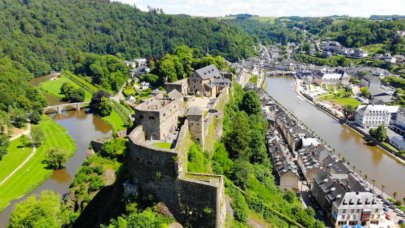 Bouillon - Perle de la Semois (VIDEO)