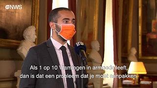 Villa politica - Armoede in Vlaanderen
