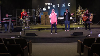 Sunday Morning Service - March 22
