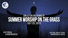 Summer Worship Worship Night - July 25