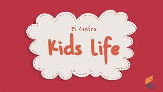 Kids Life Lesson - Week 5