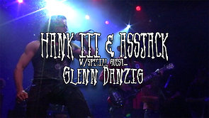 "666 ""A Tribute To Evil"" Featuring Danzig, Hank III & Assjack, Matt Skiba, Randy Blythe, Merle Allin,"