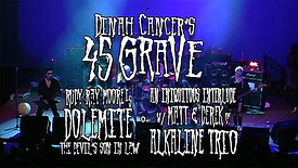 "666 ""A Tribute To Evil"" Featuring Stanton LaVey, Alkaline Trio, Dolemite aka Rudy Ray Moore & 45 Grave"