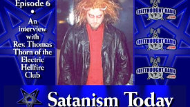 Satanism Today with Thomas Thorn