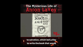 The Mysterious Life of Anton LaVey