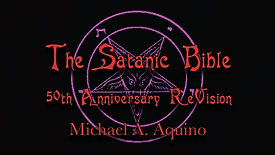 Michael Aquino Interview - The Satanic Bible 50 Year Anniversary ReVision