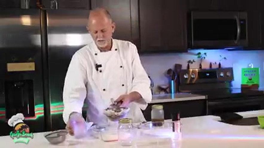 Chef Wayne & Weed - Lesson 1: Cannabis Salt and Sugar