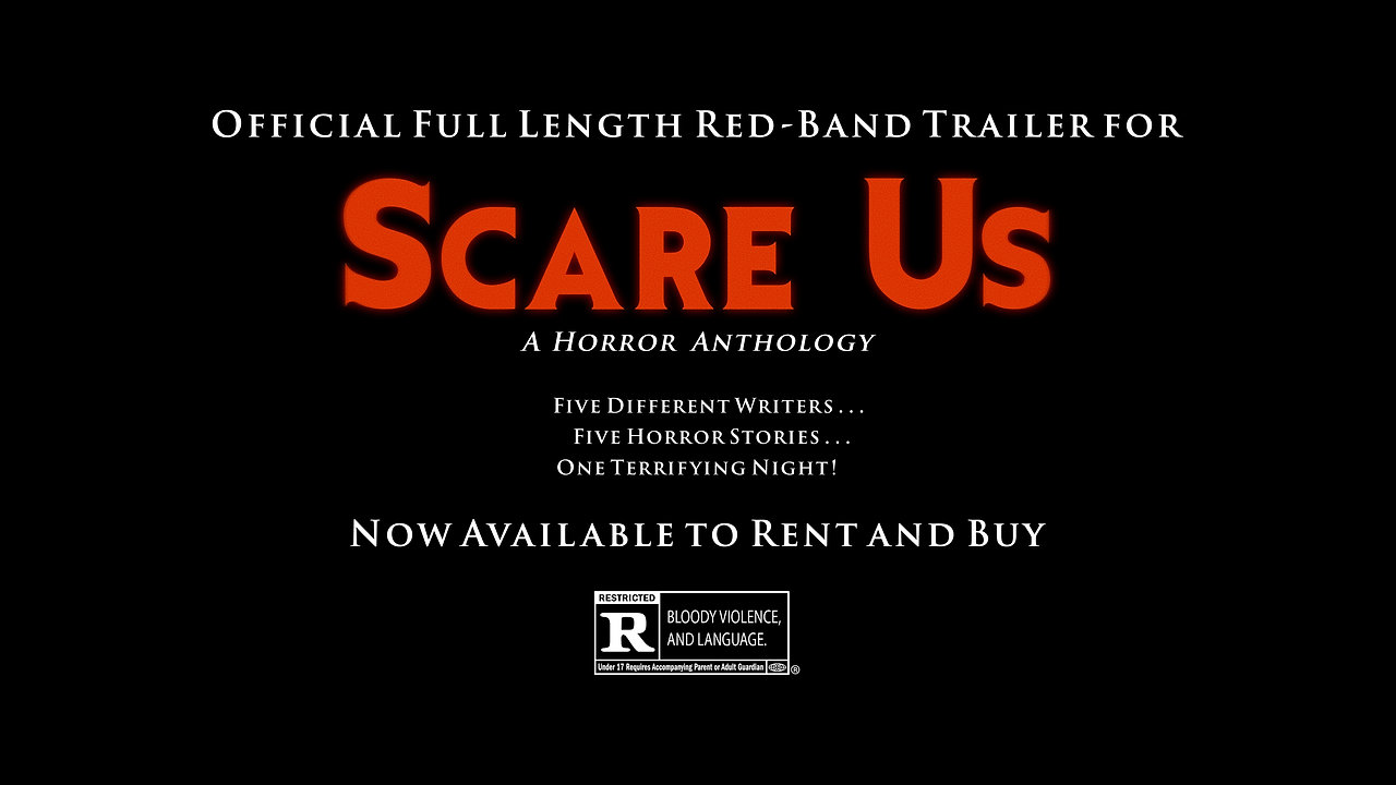 Scare Us - Full Length Red-Band Trailer