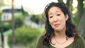 ThinkChildren Sandra Oh North Korean Refugee Adoption Act