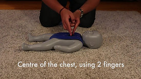 Lesson 3: CPR for Infants