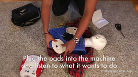 Lesson 5: AED (Automated External Defibrillator)