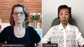 Cynthia Oda, a dentista que multiplicou sua renda com bolos saudáveis