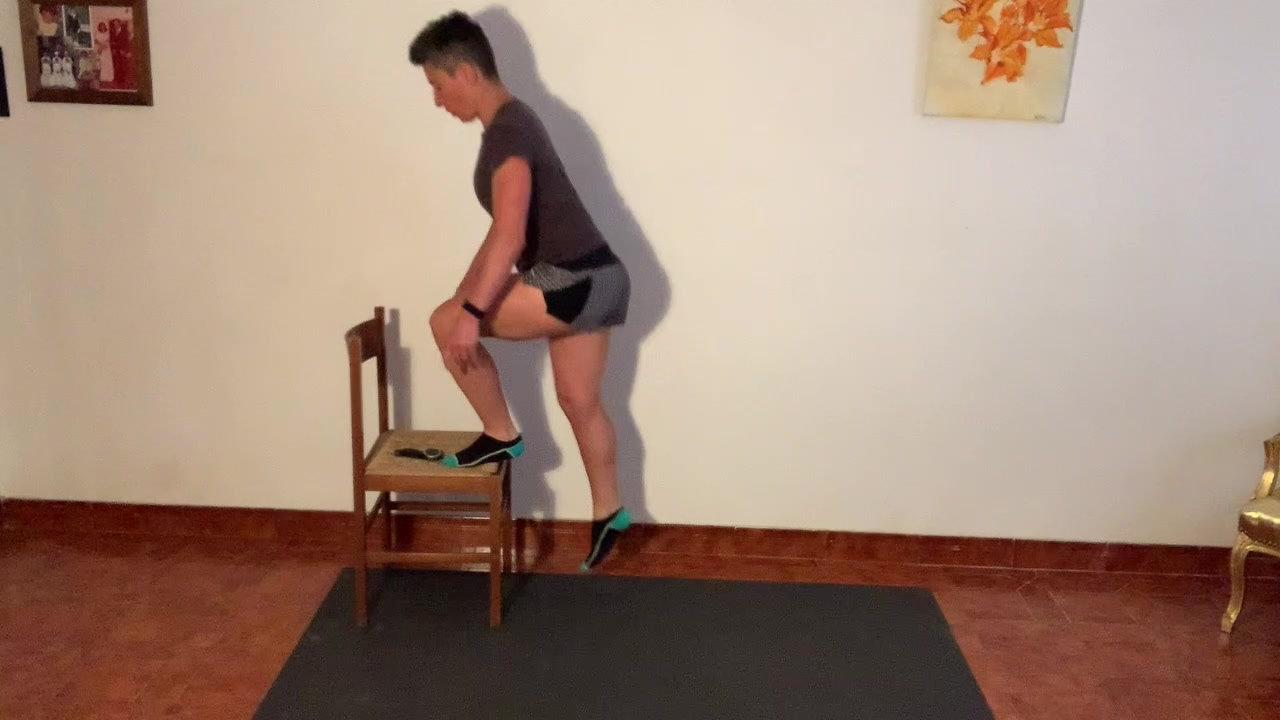 Cardio Core - Step Ups