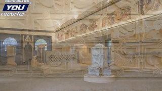Riapre il Museo dell'Abbazia di San Nilo a Grottaferrata