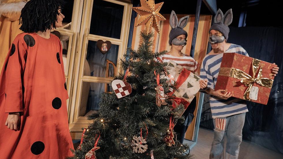 God jul Cirkeline