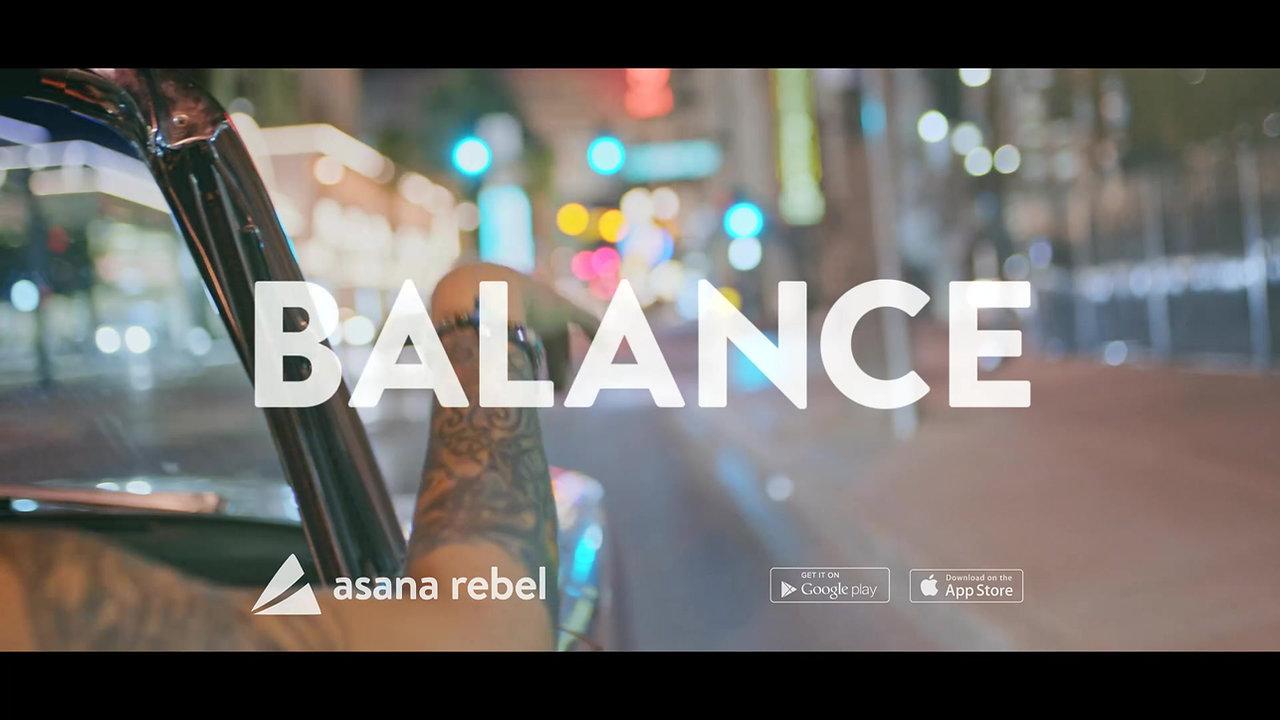 Asana Rebel