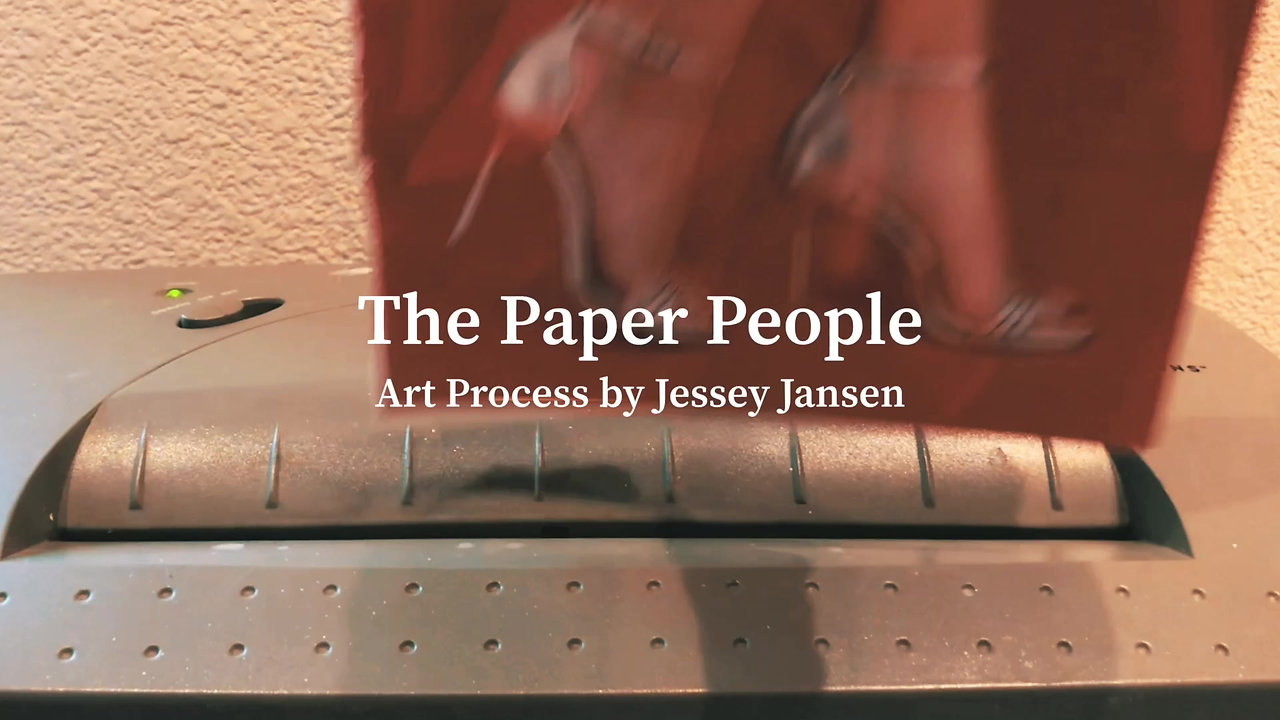 Paper People Process