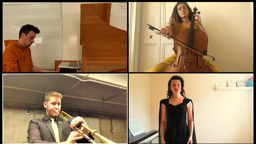 Con Voce Festiva by Alessandro Scarlatti