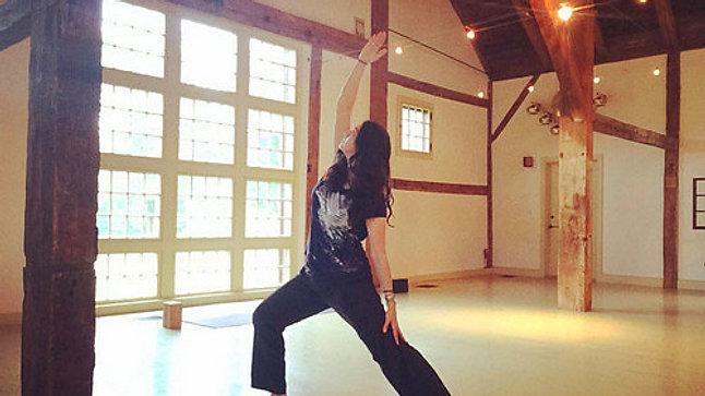 Recorded Yoga Classes